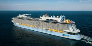 Royal Caribbean riceve da Meyer Werft la Spectrum of the Seas, prima unità di classe Quantum Ultra