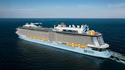 Royal Caribbean riceve da Meyer Werft la Spectrum of the Seas, prima unità di classe Quantum Ultra