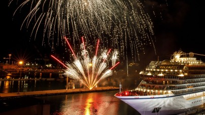 Viking Ocean Cruises: battezzata a Livorno Viking Orion