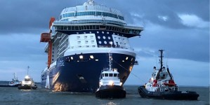 Celebrity Cruises: prime prove in mare per Celebrity Edge