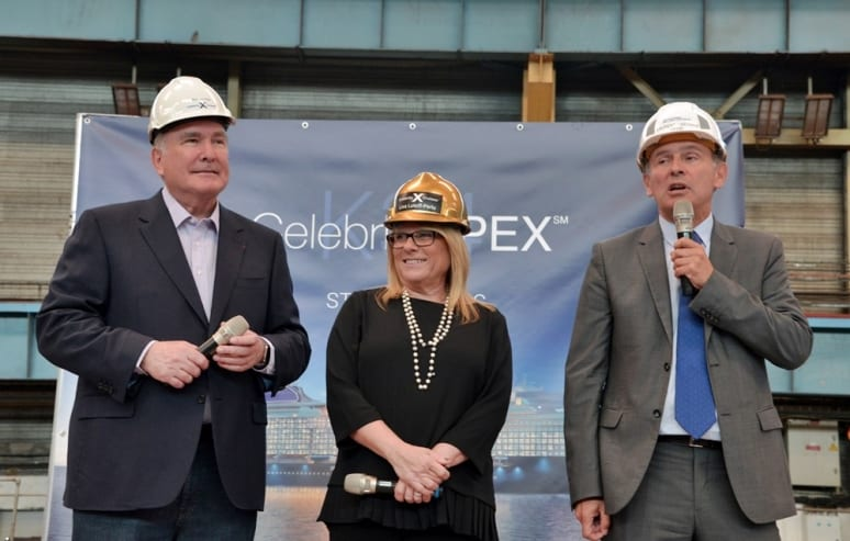 Celebrity_Cruises_Steel-Cutting-CelebrityApex_1
