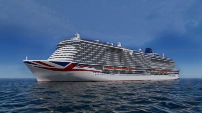 P&O Cruises: l'innovativa cupola in vetro SkyDome a bordo della nuova ammiraglia Iona