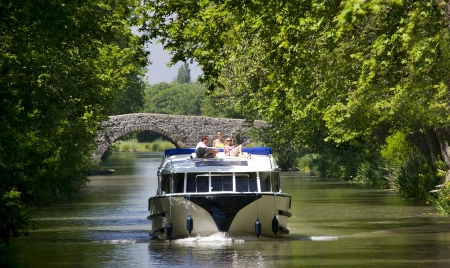 Le Boat: in Francia sul Canal du Midi a bordo di una houseboat