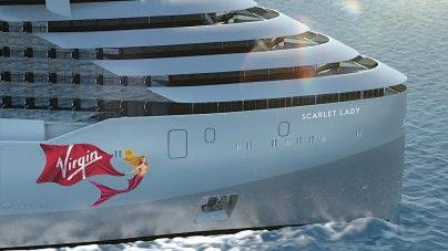 Virgin Voyages: a bordo di Scarlet Lady il primo tattoo studio in mare