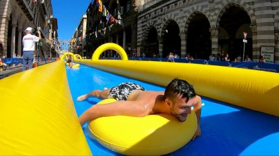 VIDEO: Genova in festa con il Costa Zena Festival. Migliaia in piazza per i 70 anni di Costa Crociere