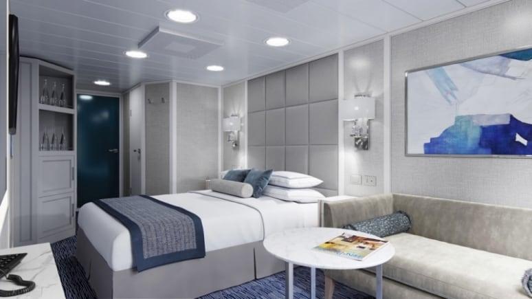 Concierge Veranda, OceaniaNEXT, Oceania Cruises