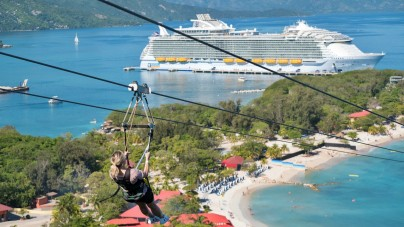 """Royal Caribbean: Harmony of the Seas debutta oggi nella produzione originale Netflix """"Like Father"""""""