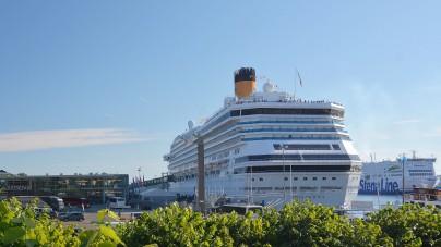 Porto di Kiel: al via la costruzione del secondo terminal crociere di Ostseekai