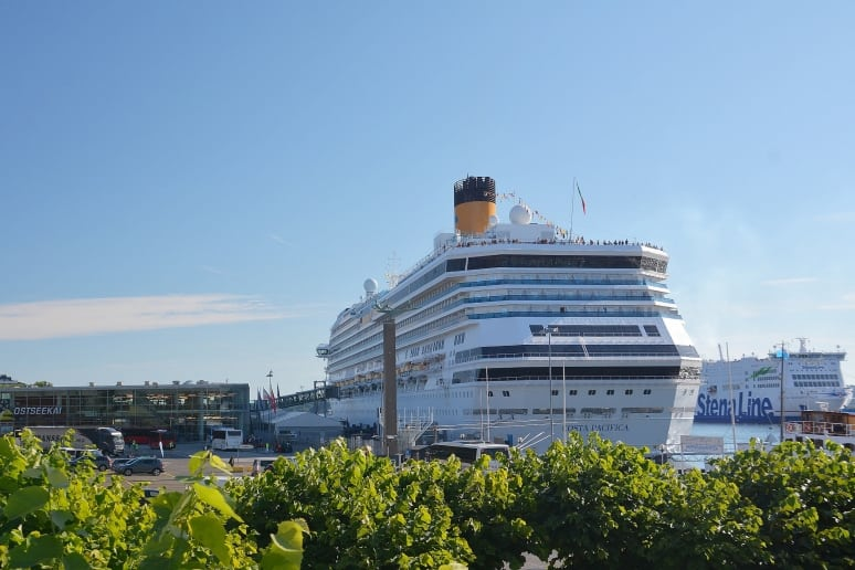 Costa Pacifica Kiel