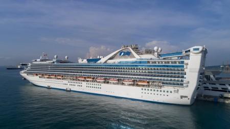 P&O Australia: Golden Princess entrerà nella flotta a fine 2020 con il nome di Pacific Adventure