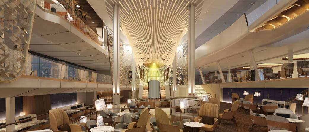 Celebrity Cruises presenta The Grand Plaza, il rivoluzionario epicentro di Celebrity Edge