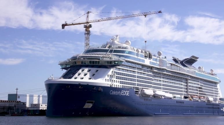 Celebrity Edge HyperlapseTour