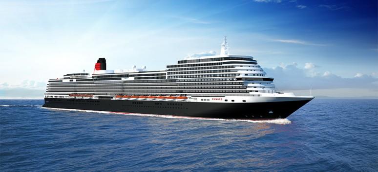 Cunard Nuova Nave