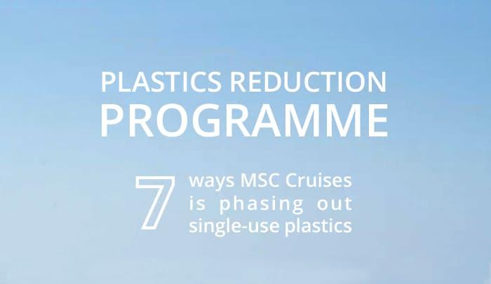 Plastics Reduction Programme