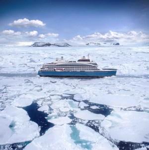 Ponant: taglio della prima lamiera per Le Commandant Charcot, l'unità dei record dedicata all'esplorazione polare