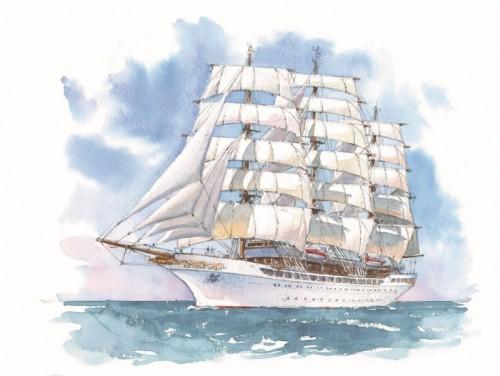 Sea Cloud Spirit, Sea Cloud