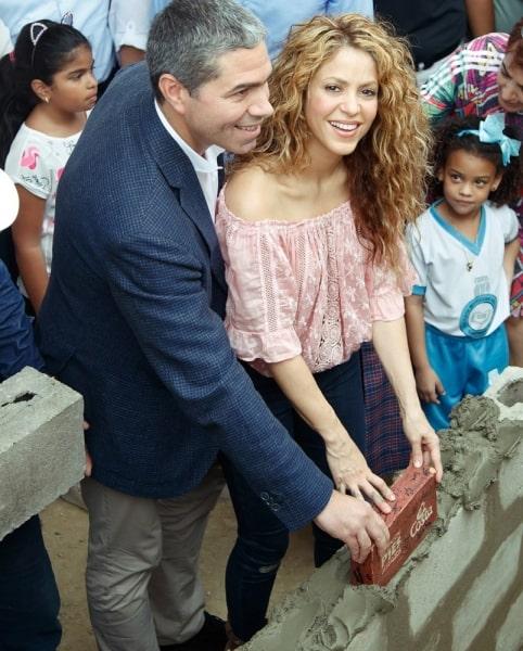 Shakira, Costa Crociere 2