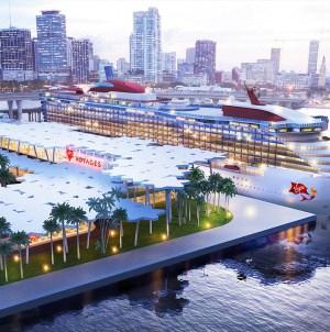 Virgin Voyages: terminal di proprietà a PortMiami entro il novembre 2021