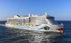 AIDA Cruises: consegnata a Papenburg la rivoluzionaria AIDAnova, prima nave da crociera interamente alimentata a LNG