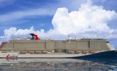 Carnival Cruise Line: a bordo della nuova ammiraglia Mardi Gras le prime montagne russe in mare