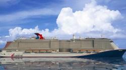 Carnival Cruise Line: online la programmazione inaugurale di Mardi Gras