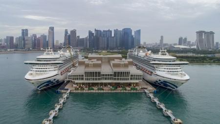 Princess Cruises: quattro storici incontri nel Sud-est asiatico per due unità della compagnia