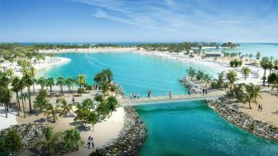 Svelati tutti i dettagli di MSC Ocean Cay Marine Reserve, l'isola privata della compagnia alle Bahamas