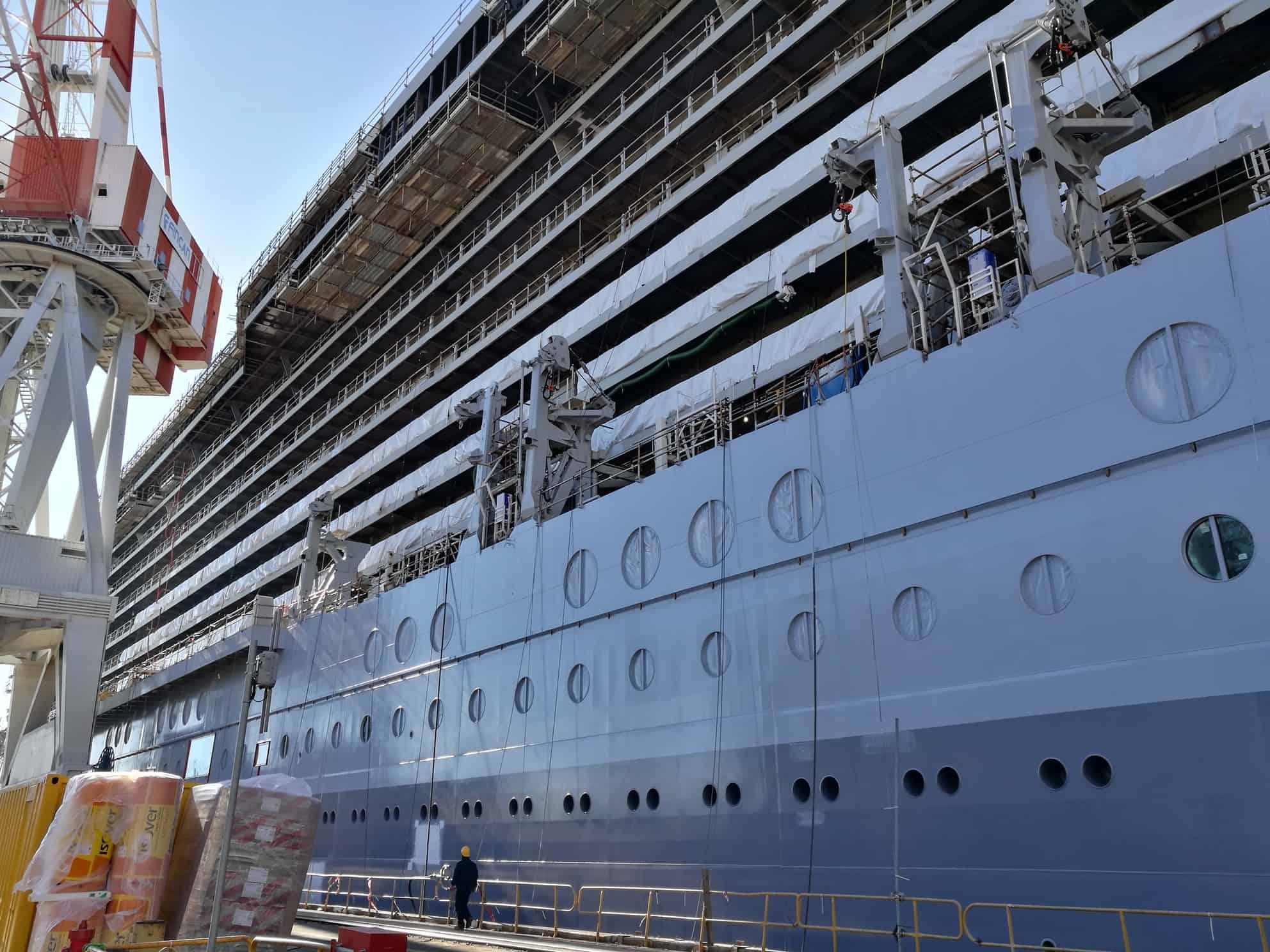 News sur la navale mondiale (les chantiers de constructions navales-dont chantiers STX stNaz) - Page 9 2