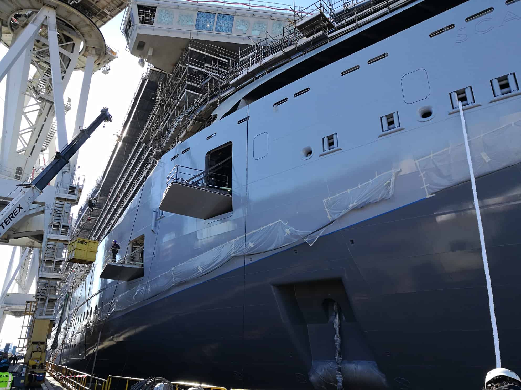 News sur la navale mondiale (les chantiers de constructions navales-dont chantiers STX stNaz) - Page 9 4