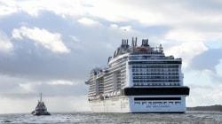 """MSC, è salpata da Genova la prima crociera """"Comedy Ring"""" a bordo di MSC Bellissima"""