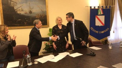 Accordo Fondazione ITS-Costa Crociere per la formazione di 15 ufficiali di macchina. 12 mesi a bordo e 1.200 ore di lezione