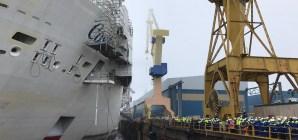 Varo tecnico per Costa Smeralda, la nuova ammiraglia della flotta Costa