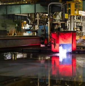 Fincantieri, a Marghera al via i lavori per la nuova nave di Holland America Line