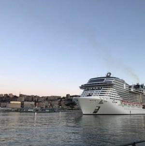 MSC Crociere: maiden call a Genova per MSC Bellissima. Parte ufficialmente la stagione inaugurale della nuova ammiraglia