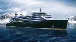 Seabourn: sarà nuovamente Adam D. Tihany a curare il design delle nuove unità da spedizione della compagnia