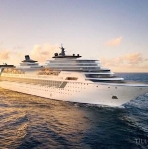 Storylines: nuovi rendering della nave-residenza M/V Narrative