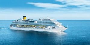 Costa Crociere: a bordo di Costa Diadema quattro speciali appuntamenti per promuovere il pecorino romano D.O.P.