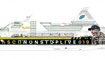 GNV, in Sardegna arriva la nave di Vasco Rossi
