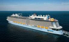 Royal Caribbean: Civitavecchia e Napoli unici scali italiani di Spectrum of the Seas, prima unità di classe Quantum Ultra