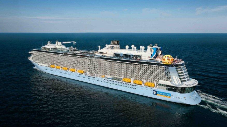 Royal Caribbean: posa del primo blocco a Wärnemünde per Odyssey of the Seas, seconda unità di classe Quantum Ultra