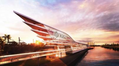 MSC presenta il progetto dell'innovativo  terminal a Port Miami
