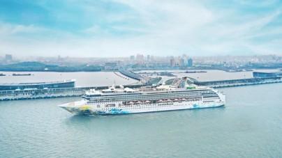 Genting Cruises presenta la Explorer Dream, nuova unità del brand cinese Dream Cruises