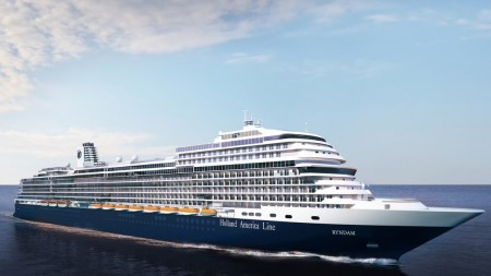 Holland America Line presenta Ryndam, la nuova ammiraglia della flotta all'insegna della tradizione e dell'innovazione