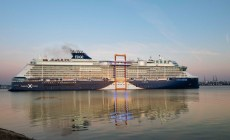 Celebrity Cruises: approdo a Southampton per Celebrity Edge. Tutto pronto per la stagione europea