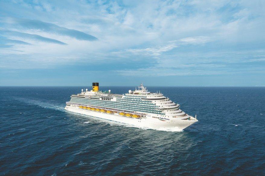 Costa Crociere presenta Costa Firenze, la nuova ammiraglia per il mercato cinese