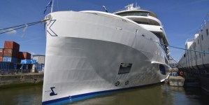 Celebrity Cruises: cerimonia di consegna a Rotterdam per Celebrity Flora