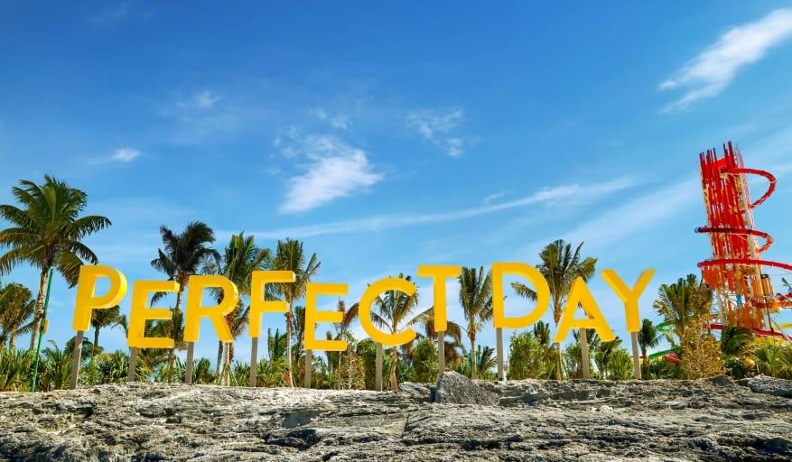 Royal Caribbean presenta Perfect Day at Coco Cay, la nuova isola privata della compagnia alle Bahamas